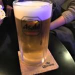クロコダイル - 生ビール