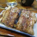 だるま - 豚バラ焼き 塩