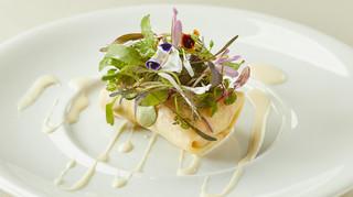 ミチノ・ル・トゥールビヨン - 料理