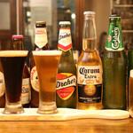 la felicita di tutti - ビール+飲み比べメニュー