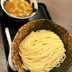 97340146 - ゆず風味つけ麺(特):970円