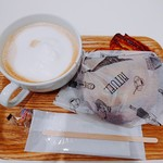 RITUEL - セットドリンク ホットカフェオレ  ¥200