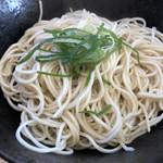 暁 製麺 - 替え玉♪ (細麺) 100円