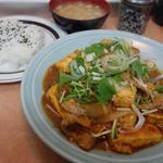 洋庖丁 - 「ジャンボ焼」 ボリューム感がすごく、タレ味も良い