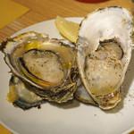 Alberini - 赤穂の蒸し牡蠣