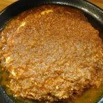 かれんど - 料理写真:キーマカレーオムスタイル