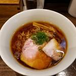櫻井中華そば店 - 料理写真:中華そば 770円