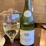 明月館 - 白ワイン