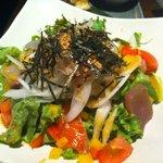 とり蔵 上野店 - とり蔵サラダ