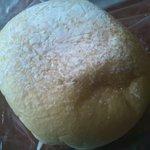 9735426 - 白いクリームチーズパン