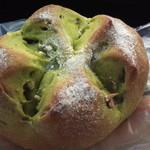 ホルン - よもぎパン