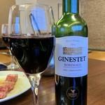 明月館 - 赤ワイン