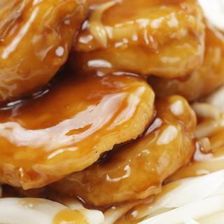 黒酢が絶妙な相性!中華定番メニュー≪酢豚≫の人気のヒミツ。