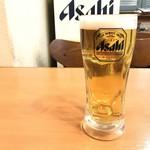 97351012 - 生ビール 480yen