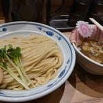 サバ6製麺所 - つけ麺並盛