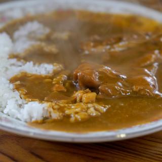 元祖インドカレー 小いけ - 料理写真:チキンカレー