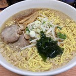 ラーメン 大和 - 特大ラーメン(麺3玉分)
