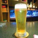 居酒BARひだまり - 飲み放題のビール