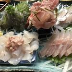 おさかな広場 - 料理写真: