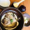魚座 沖のや - 料理写真:名物 鯛めし