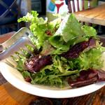 DADA - 葉野菜のサラダ チェリービネガー