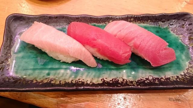 築地日本海 矢口店の料理の写真