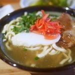 Okinawasakabaminsa - ソーキそば
