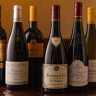 品質管理にこだわった上質ワインをリーズナブルにご提供