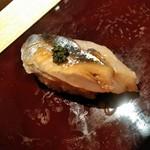 97367521 - 秋刀魚の酢洗い