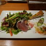 ビストロ ル カノン - 前菜盛り合わせ