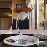 プチレストラン ブーケ・ド・フランス - 香箱蟹と海老のカクテル