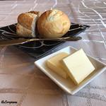 プチレストラン ブーケ・ド・フランス - バゲット&バター