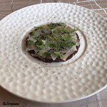 プチレストラン ブーケ・ド・フランス - 場肉のタルタル