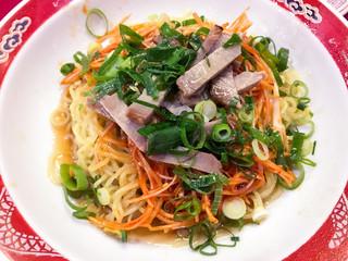 中華料理 八福 - からめ麺(税込\730)