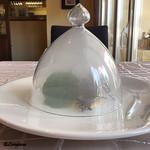 プチレストラン ブーケ・ド・フランス - スマガツオの瞬間燻製