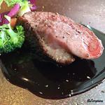プチレストラン ブーケ・ド・フランス - シャラン鴨のロースト