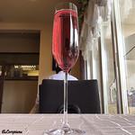 プチレストラン ブーケ・ド・フランス - イチゴのノンアルコールカクテル