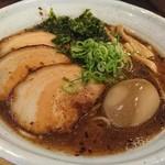 麺や 幸村 - 料理写真:得のせ魚介醤油ラーメン