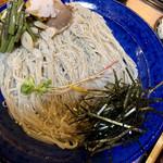 豪蕎麦 - 八ヶ岳そば(きのこそば)