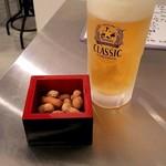 お酒や とほにほ - ビール