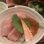 べっぴん - (ランチ)赤丼