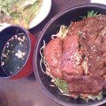 チェゴヤ - (ランチ)牛ハラミ丼