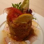 シノワーズ 厨花 - カルパッチョ