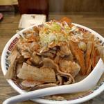 さくら食堂 - 料理写真:ホルすた麺~☆
