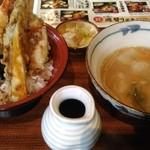97375191 - 天丼セット