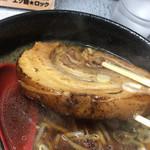 サッポロラーメン エゾ麺ロック - うんまあ確かに厚切り