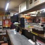 サッポロラーメン エゾ麺ロック - 店内
