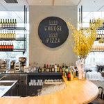 GOOD CHEESE GOOD PIZZA -