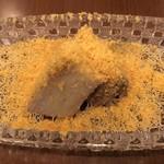 97378367 - 海老芋のからすみまぶし