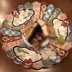 根津 日本酒 多田 - 横山さんの鰻